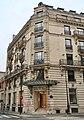 Hôtel La Pérouse, rue La Pérouse, rue Jean-Giraudoux, Paris 16e 1.jpg