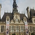 Hôtel de Ville of Paris, beach volleyball 03.jpg