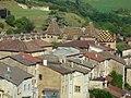 Hôtel de ville (toit vernissé) de Saint Antoine l Abbaye - monument historique PA00117247 - FRANCE - Alain Van den Hende - Licence CC 4 0 - 1707 SAM 1711.jpg