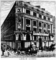 Hôtel du journal La France, rue Montmartre (La France, 1884-02-11).jpg