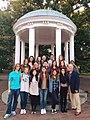 HGAPS UNC Chapel Hill Chapter in Spring 2017 semester.jpg
