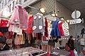 HK 灣仔街市 Wan Chai Market street stall Dec-2017 IX1 Cross Street children clothing.jpg