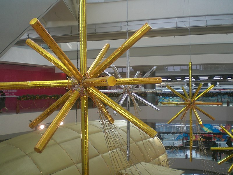 File:HK IFC mall Central 12-2009 Xmas stars.JPG