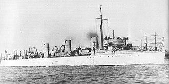 HMS Albatross (1898) - Image: HMS Albatross (1898) in Mediterranean colours