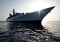 HMS Cornwall Hands To Bathe MOD 45150755.jpg
