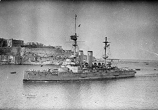 HMS <i>London</i> (1899) Royal Navy London-class pre-dreadnought battleship