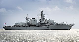 class of frigate built for the United Kingdom