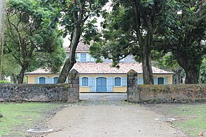 Basse-Pointe - Housing in Pécoul, classified as historical monuments