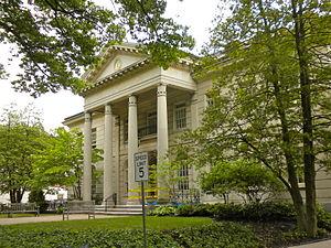 Haddonfield, New Jersey - Haddonfield Borough Hall