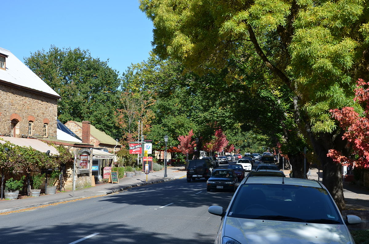 Adelaide Hills South Australia