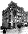 Haller Building, northwest corner of 2nd Ave and Columbia St, Seattle (CURTIS 1449).jpeg