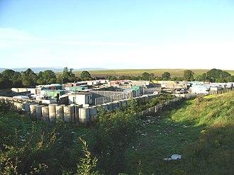 Halting site - Halting Site on Cappagh Road, Finglas