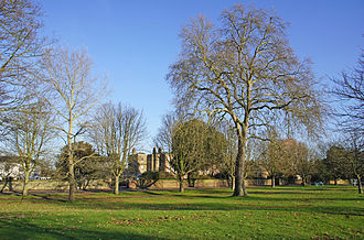 Parks, open spaces and nature reserves in the London Borough of Richmond upon Thames - Ham Common