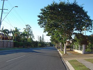 Wishart, Queensland Suburb of Brisbane, Queensland, Australia