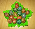 Hand painted Easter eggs from Evelina Ribarova 2015.jpg