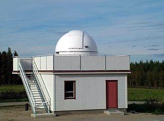 Hankasalmi - Image: Hankasalmi Observatory