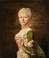 Hanna Ludvika Radzivił (Mycielskaja). Ганна Людвіка Радзівіл (Мыцельская) (C. Lisiewski, 1750).jpg