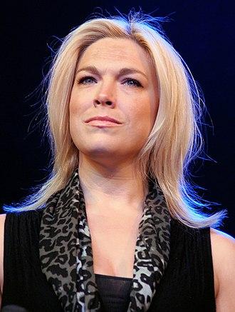 Hannah Waddingham - Waddingham in 2010