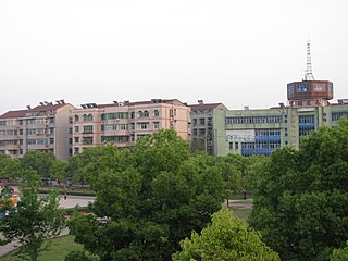 District in Hubei, People