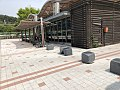 "Hanyang Univ station plaza ""Art-cycle"" 20180426.jpg"