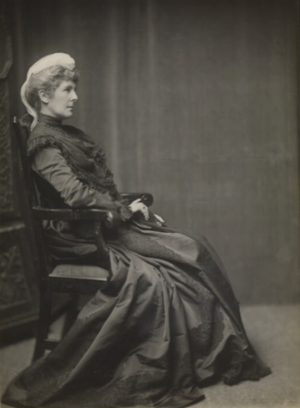 Hariot Hamilton-Temple-Blackwood, Marchioness of Dufferin and Ava - Image: Hariot Dowager Marchioness of Dufferin and Ava