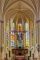 Harlingen. Sint-Michaëlkerk. Hoofdaltaar. HDR. 12-07-2021. (d.j.b) 01.jpg