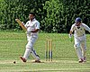 Harlow Town CC v Old Victorians CC at Harlow, Essex, England 017.jpg