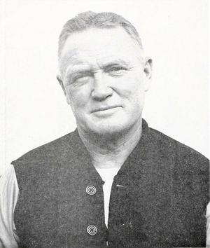 "Harold Drew - Drew from the 1949 ""Corolla"""