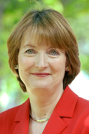 Labour Party (UK) deputy leadership election, 2007 - Image: Harriet Harman (cropped)