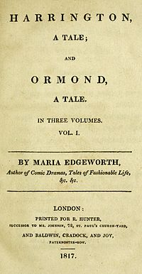 Ormond cover