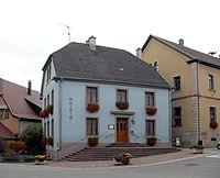 Hartmannswiller, Mairie.jpg