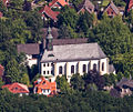 Havixbeck, Hohenholte, St.-Georg-Kirche -- 2014 -- 9302 -- Ausschnitt.jpg