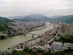 Hecheng - Qingtian City, May 2011.JPG