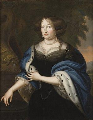 Margravine Hedwig Sophie of Brandenburg - Image: Hedvig Sofia de Brandemburgo