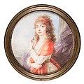 Heinrich Friedrich Füger - Unknown woman - NMB 1388 - Nationalmuseum.jpg
