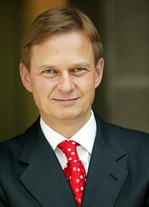 CEO of Lanxess