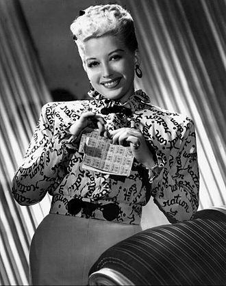 Helen Forrest - Helen Forrest in 1945.