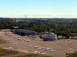 Sân bay Helsinki-Malmi