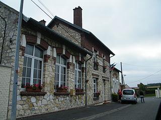 Hem-Monacu Commune in Hauts-de-France, France