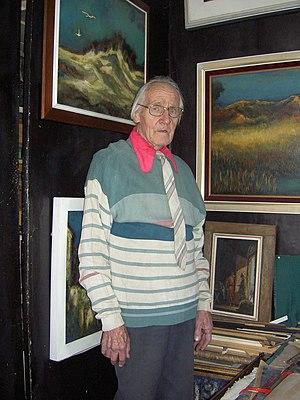 Henk Fortuin painter