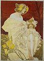 Henri Privat-Livemont - Palais de la Femme. Exposition de 1900 - Google Art Project.jpg