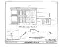 Henry Crocheron House, 1502 Wilson Street, Bastrop, Bastrop County, TX HABS TEX,11-BAST,3- (sheet 5 of 8).png