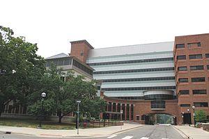 University of Michigan School of Public Health - Henry F. Vaughan School of Public Health