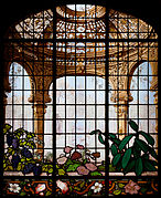 Henry G. Marquand House Conservatory Stained Glass Window.jpg