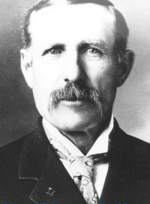 Henry Goodridge (Alberta politician) - Goodridge in 1904