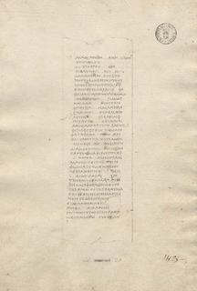 Herculaneum papyri papyri found in Herculaneum