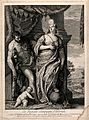 Hercules and Minerva. Engraving by L. Desplaces after P. Ver Wellcome V0035877.jpg