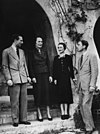 Herman Rogers; Katherine Rogers; Wallis, Duchess of Windsor; Peregrine Francis Adelbert Cust, 6th Baron Brownlow.jpg