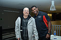 Herschel Walker at Camp Withycombe, 2012 031 (8454301129) (6).jpg