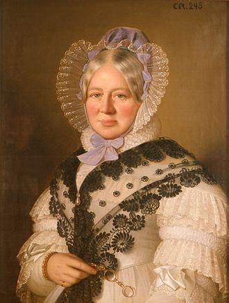 Anton Einsle - Image: Herzogin Henriette von Württemberg